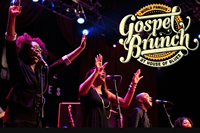 Book World Famous Gospel Brunch at House of Blues Las Vegas for your next corporate event, function, or private party.