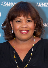 Book Chandra Wilson for your next corporate event, function, or private party.
