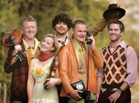 Book Gaelic Storm for your next corporate event, function, or private party.