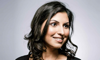 Book Kavita Shukla for your next corporate event, function, or private party.
