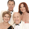 Book Manhattan Transfer for your next corporate event, function, or private party.