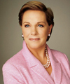 Book Julie Andrews for your next corporate event, function, or private party.