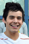 Book David Archuleta for your next corporate event, function, or private party.