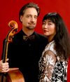 Book David Finckel & Wu Han for your next event.