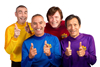 Book The Wiggles for your next corporate event, function, or private party.