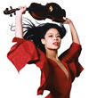 Book Vanessa-Mae for your next corporate event, function, or private party.