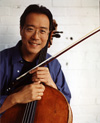 Book Yo-Yo Ma for your next event.