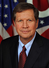 Book John Kasich for your next event.