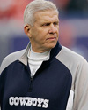 Book Bill Parcells for your next event.