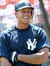 Book Alex Rodriguez for your next event.