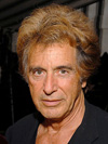 Book Al Pacino for your next event.