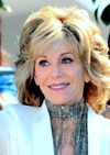 Book Jane Fonda for your next corporate event, function, or private party.