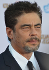 Book Benicio Del Toro for your next event.
