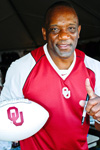 Book Billy Sims for your next event.