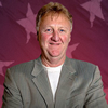 Book Larry Bird for your next corporate event, function, or private party.