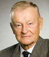 Book Zbigniew Brzezinski for your next corporate event, function, or private party.