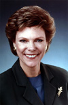 Book Cokie Roberts for your next corporate event, function, or private party.
