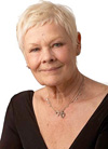 Book Dame Judi Dench for your next corporate event, function, or private party.