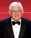 Book Phil Donahue for your next corporate event, function, or private party.