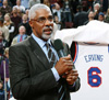 Book Dr. J (Julius Erving) for your next corporate event, function, or private party.