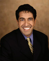 Book Dr. Sanjay Gupta for your next corporate event, function, or private party.