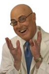 Book Clifford Kuhn The Laugh Doctor for your next corporate event, function, or private party.