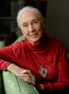 Book Jane Goodall for your next corporate event, function, or private party.