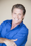 Book David Hasselhoff for your next event.
