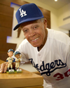 Book Maury Wills for your next event.