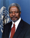 Book Kofi Annan for your next event.