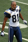Book Torry Holt for your next event.