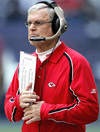 Book Dick Vermeil for your next event.