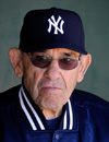 Book Yogi Berra for your next event.