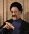 Book President Mohammad Khatami for your next event.