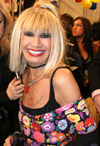 Book Betsey Johnson for your next event.