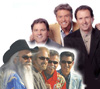 Book The Gatlin Brothers & The Oak Ridge Boys for your next corporate event, function, or private party.