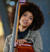 Book Esperanza Spalding for your next corporate event, function, or private party.
