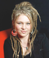 Book Crystal Bowersox for your next event.