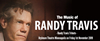 Book The Music of Randy Travis for your next corporate event, function, or private party.