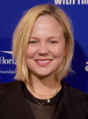 Book Adelaide Clemens for your next event.