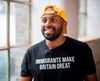 Book Magid Magid for your next event.