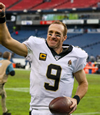 Book Drew Brees for your next corporate event, function, or private party.