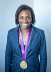 Book Claressa Shields for your next corporate event, function, or private party.