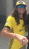 Book Frankie Hejduk for your next event.