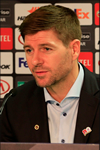 Book Steven Gerrard for your next corporate event, function, or private party.