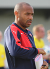 Book Thierry Henry for your next event.