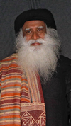Book Sadhguru Jaggi Vasudev for your next event.