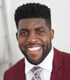 Book Emmanuel Acho for your next corporate event, function, or private party.