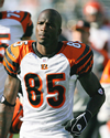 Book Chad Johnson Ochocinco for your next event.