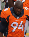 Book DeMarcus Ware for your next event.